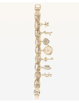 Juicy Charms Bracelet Watch by Juicy Couture