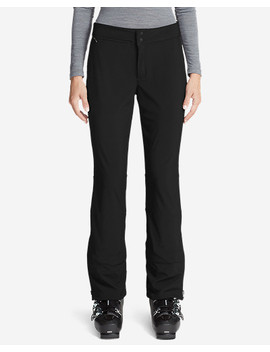 Women's Alpenglow Stretch Ski Pants by Eddie Bauer
