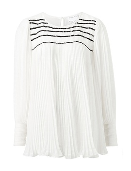 Embellished Top by Witchery