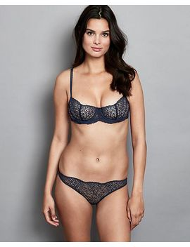 Allegra Balconette Bra by Journelle Journelle Dita Von Teese Journelle Heidi Klum Intimates Journelle