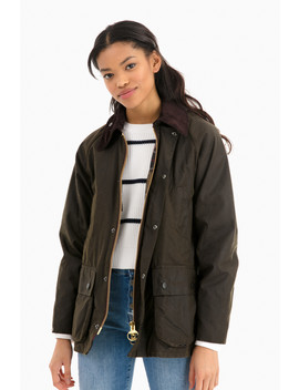 Women's Classic Bedale Wax Jacket by Barbour