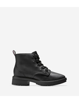 Briana Grand Lace Up Waterproof Hiker Boot by Cole Haan