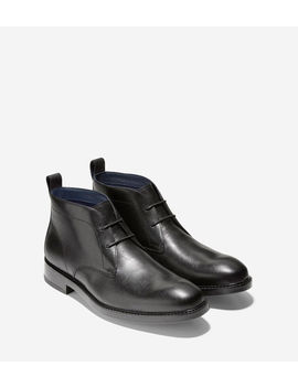 Kennedy Grand Waterproof Chukka Boot by Cole Haan