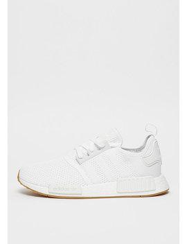 Nmd R1 Ftwr White/Ftwr White/Gum 3 by Adidas