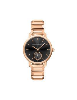 Bffl Rose Gold Bracelet Watch,36 Mm by Rebecca Minkoff