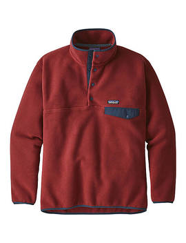 Mens Synch Snap T Pullover by Patagonia