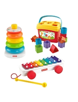 Fisher Price Classic Infant Trio by Toys Rus
