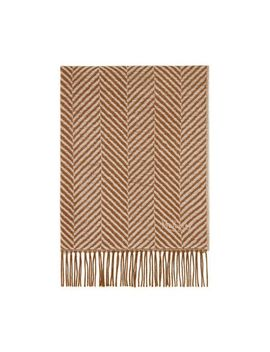 Degrade Herringbone Scarf by Mulberry