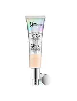 Your Skin But Better Cc Cream Spf 50+ by It Cosmetics