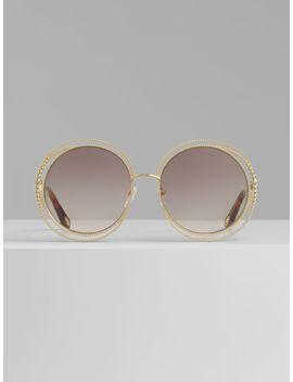 Carlina Chain Sunglasses by Chloe