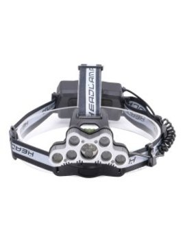 U'king Zq X866 6000 Lm  9 Le Ds 6 Mode Multifunction Headlamp For Hiking Fishing Camping by Twinkle Deals