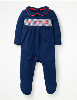 London Sleepsuit by Boden