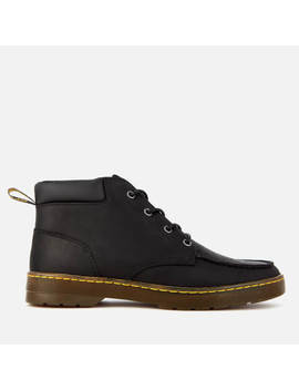 Dr. Martens Men's Wilmot Wyoming Leather Chukka Boots   Black by The Hut