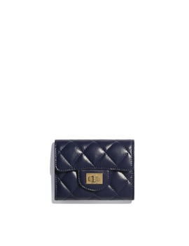 2.55 Coin Purse by Chanel