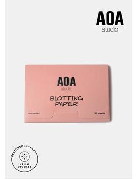 Aoa Studio  Blotting Paper by Shop Aoa