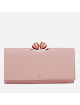Ted Baker Women's Muscovy Textured Bobble Matinee Purse   Light Pink by The Hut