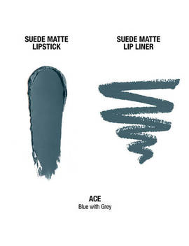 """Suede Matte Lip Kit   Ace              <Span Class=""""Product.Sample.Minicart.Class.Variationdetails""""></Span> by Nyx Cosmetics"""