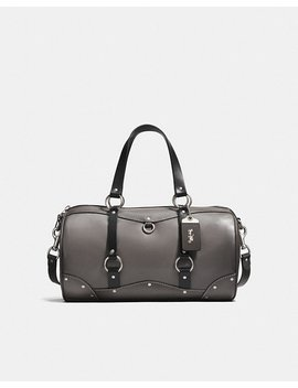 Carryall With Harness Detail by Coach