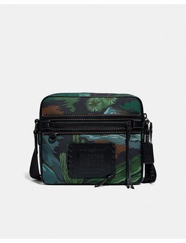 Dylan 27 With Landscape Print by Coach