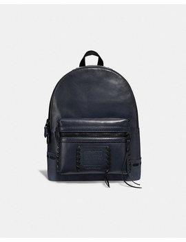 Academy Backpack With Whipstitch by Coach