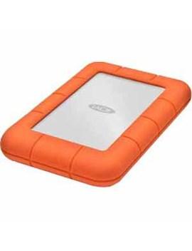 La Cie Rugged Mini 2 Tb Usb 3.0 Portable Hdd La Cie Lac9000298 by Lacie