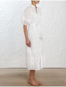 Castile Flower Long Dress by Zimmermann