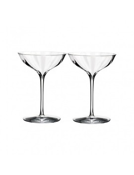 Elegance Optic Belle Coupe, Pair by Waterford