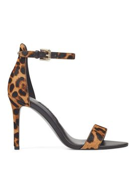 Mana Ankle Strap Sandals by Nine West