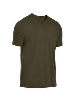Ems Men's Organic Pocket Short Sleeve Tee by Eastern Mountain Sports