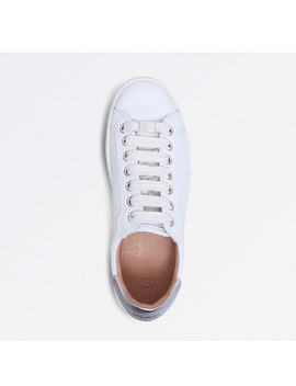 Milo Leather Trainers by Ugg