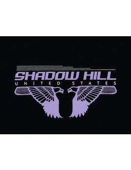 Jet Eagle T Shirt by Shadow Hill