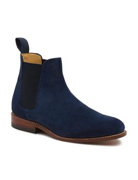 Monogram Suede Chelsea Boot by G.H.Bass & Co.