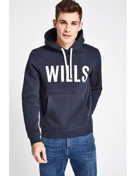 Batewell Popover Hoodie by Jack Wills