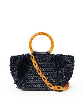 Corallina Raffia Bag Corallina Raffia Bag by Veronica Beard