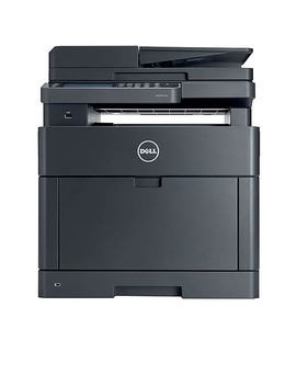 Dell H625cdw Color Cloud Multifunction Laser Printer (Stp 4 Myg3 E) by Dell