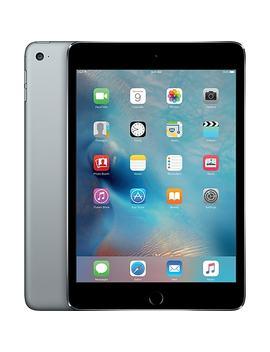 Apple I Pad Mini 4 Wifi 128 Gb Space Gray by Apple