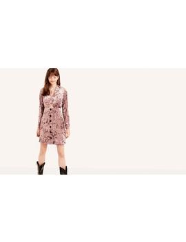 Velvet Mink Cutout Dress by Nobody's Child
