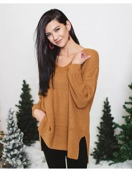 Alicia Favorite V Neck Sweater by Cents Of Style