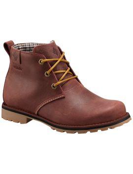 Men's Marquam™ Chukka Waterproof Boot by Columbia Sportswear
