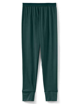 Boys Thermal Base Layer Long Underwear Thermaskin Pants by Lands' End