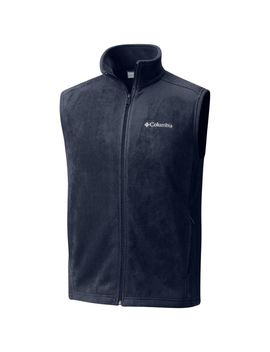 Men's Steens Mountain™ Fleece Vest by Columbia Sportswear