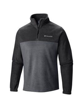 Men's Steens Mountain™ Half Zip Fleece by Columbia Sportswear