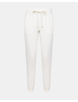 Back Zip Sweatpant by Theory