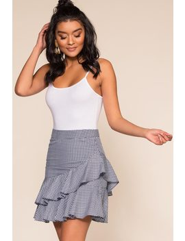 Afternoon Flirt Skirt by Priceless