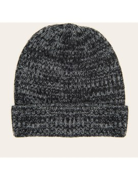 Ribbed Beanie by Frye