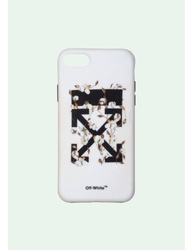 Cotton Flower Iphone 8 Case by Off White