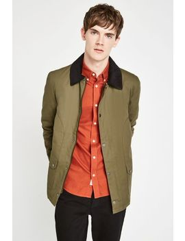 Lindell Waxed Field Jacket by Jack Wills