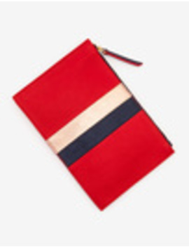 Leather Keepsake Pouch by Boden