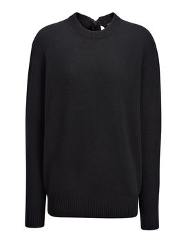 Open Cashmere Top by Joseph