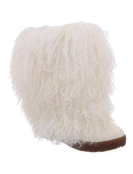 Bearpaw Women's Boetis Ii Boots, White by Eastern Mountain Sports
